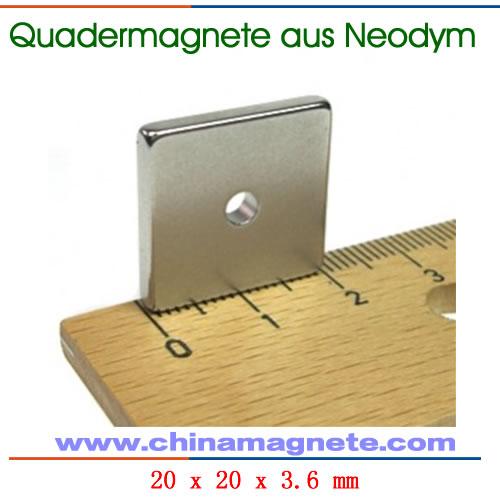 Quader-Magneten