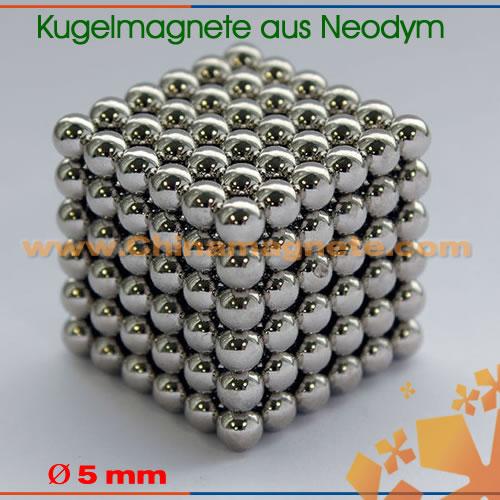 NdFeB Magnete Kugelform Neocube