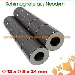 Super Rohrmagnete