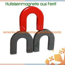 Hartferrit Hufeisenmagnete