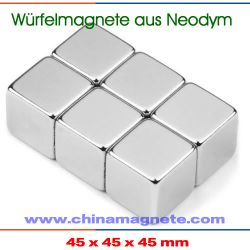 Hochleistungs Neodym Magnete